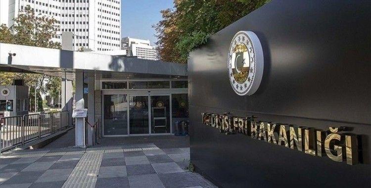 Türkiye, Erbil'de gerçekleştirilen roket saldırılarını kınadı