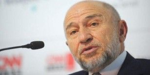 TFF Başkanı Nihat Özdemir: '1 Nisan'a kadar seyircisiz maçlara devam edeceğiz'