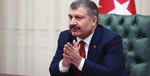 Sağlık Bakanı Koca: Ülkemizde aşı herkes için ücretsiz olarak yapılmaktadır