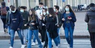 İtalya'da son 24 saatte 12 bin 74 yeni vaka