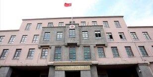 MSB: Hatay'da yakalanan DEAŞ mensubu Rus uyruklu kadının kırmızı bültenle arandığı belirlendi