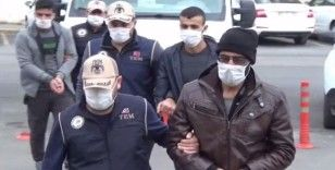 DEAŞ terör örgütünün kilit isimleri Şanlıurfa'da yakalandı