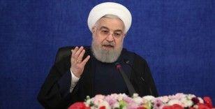 İran Cumhurbaşkanı Ruhani: UAEA müfettişlerini ülkeden çıkarmayacağız