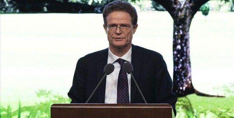Büyükelçi Meyer-Landrut: İklim değişikliği Kovid-19 salgınından bile çok daha ciddi bir sorun olarak karşımızda
