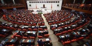 TSK personeline ilişkin kanun teklifinin ilk 8 maddesi TBMM Genel Kurulu'nda kabul edildi
