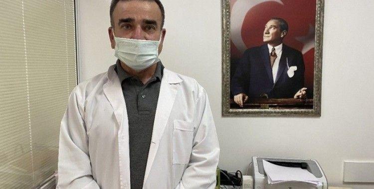 """Korona virüsü yenen doktor: """"Hayata bakış açım değişti"""""""
