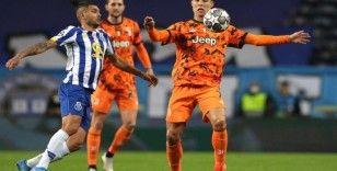 UEFA Şampiyonlar Ligi: Porto: 2 - Juventus: 1