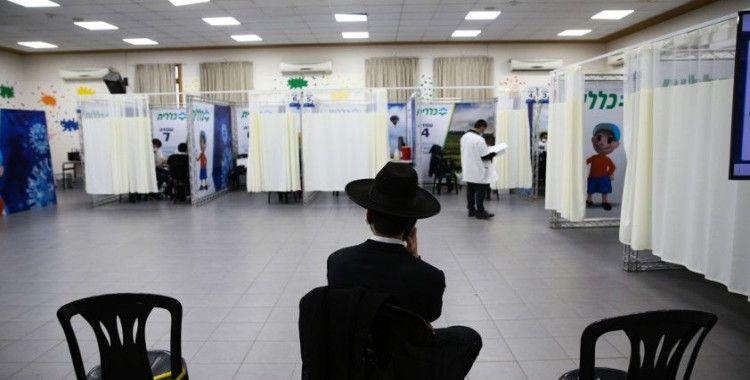 İsrail'in 'Wuhan'ında' Kovid-19'a karşı aşılama devam ediyor