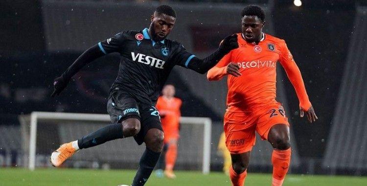 Başakşehir, evinde Trabzonspor'a 9 yıldır kaybetmiyor