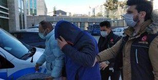 Samsun'da uyuşturucu ticaretinden tutuklananların sayısı 6'ya çıktı