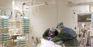 Almanya'da son 24 saatte koronavirüsten 534 ölüm