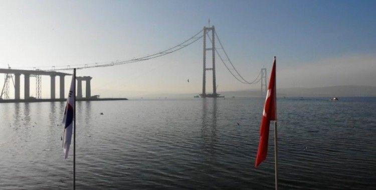 1915 Çanakkale Köprüsü, tarihi İpek Yolu'nu yeniden canlandıracak