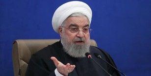 İran Cumhurbaşkanı Ruhani: AB, ABD'nin tek taraflı politikalarına karşı uygun bir rol oynamalıdır