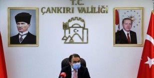 Çankırı Valisi Ayaz, polisin çocuğa şiddet uyguladığı iddiasıyla ilgili soruşturma başlatıldığını bildirdi