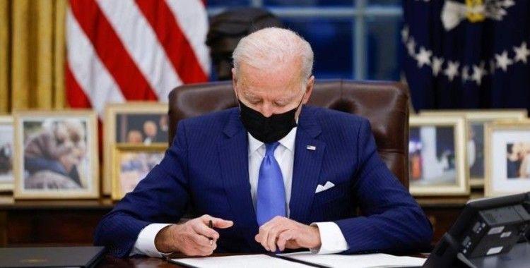 ABD Başkanı Joe Biden: 'ABD'nin geri döndüğü mesajını gönderiyorum'