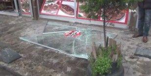 Beyoğlu'nda pide fırınında patlama: 1 yaralı