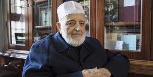 Türkiye'nin önde gelen hadis alimlerinden M. Emin Saraç için başsağlığı mesajları yayımlandı
