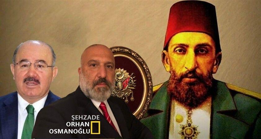 Eski Bakan Çelik, Sultan Abdülhamid Han'ı kötüleyerek siyasette alan mı açmak istiyor?..