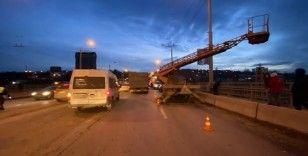 Rusya'da vinç sepetinden düşen 2 işçi öldü
