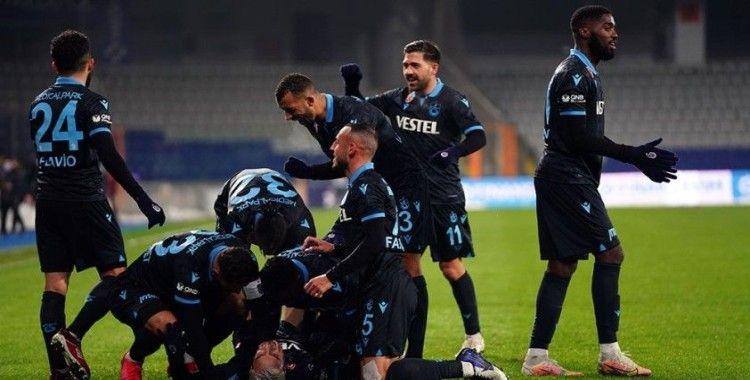 Başakşehir'in, evindeki Trabzonspor serisi sona erdi