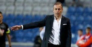 Abdullah Avcı: 'Bütün oyunculara teşekkür ediyorum'