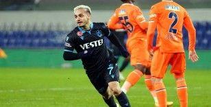 Trabzonspor deplasmanda, Medipol Başakşehir'i 1-0 yendi