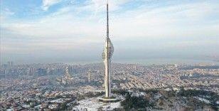 Bakan Karaismailoğlu, Çamlıca Kulesi'ni ziyaret etti: Avrupa'nın en yüksek kulesini inşa ettik