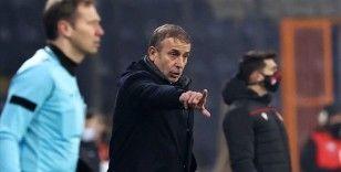 Trabzonspor Teknik Direktörü Abdullah Avcı: Her geçen gün oyunumuz gelişiyor