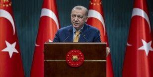 Cumhurbaşkanı Erdoğan: Yeni Amerikan yönetimiyle iş birliğimizi daha da güçlendirmek istiyoruz