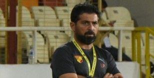 İttifak Holding Konyaspor Teknik Sorumlusu Ersan Parlatan: Biz üstleri hedefleyen bir ekibiz