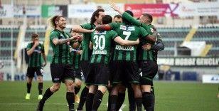 Denizlispor, sahasında karşılaştığı Gençlerbirliği'ni 1-0 mağlup etti