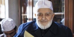 Suriyeli alim Sabuni'den Muhammed Emin Saraç için taziye mesajı