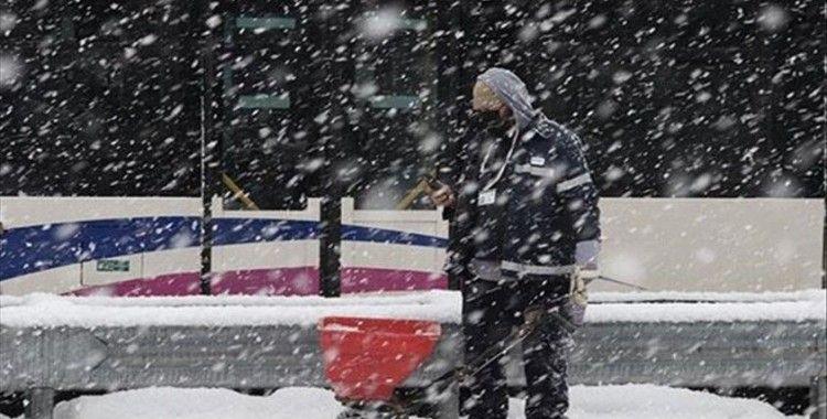 ABD Başkanı Biden, şiddetli kutup soğuklarının etkili olduğu Teksas'ta 'büyük felaket' ilan etti