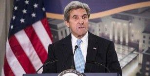 ABD İklim Özel Temsilcisi John Kerry: İklim değişikliğinin en kötü sonuçlarından kaçınmak için 9 yılımız var