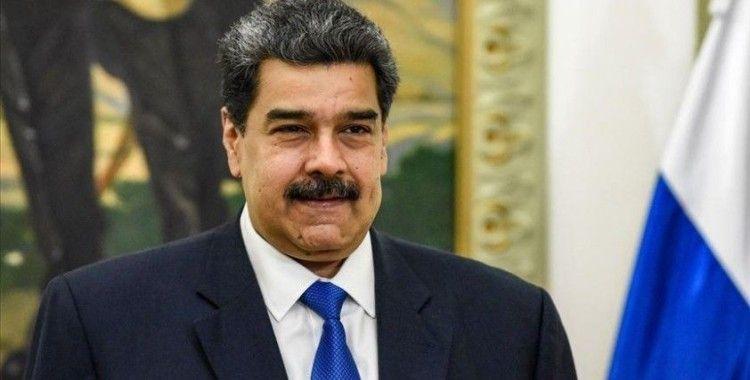 Venezuela Devlet Başkanı Maduro'dan Meksika'ya doğal gaz tedariği teklifi
