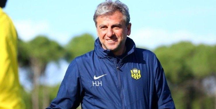 Yeni Malatyaspor'da Teknik Direktör Hamza Hamzaoğlu ile yollar ayrıldı