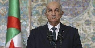 Cezayir Cumhurbaşkanı Tebbun parlamentoyu fesheden kararnameyi imzaladı