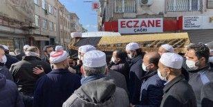 İlahiyatçı Muhammet Emin Saraç'ın cenazesi evinden alındı
