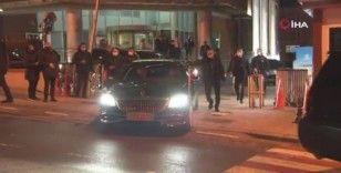 Cumhurbaşkanı Erdoğan, Esenler Belediyesi'nden ayrıldı