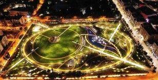 TOKİ eski stadyum alanlarını 'Millet Bahçesi'ne dönüştürerek yeşillendirdi