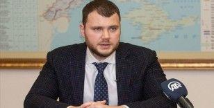 Ukrayna Altyapı Bakanı Krikliy: Daha fazla Türk şirketi bekliyoruz