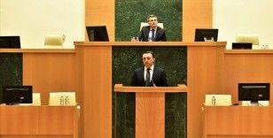Gürcistan'da Başbakan Garibaşvili'nin kabinesi güvenoyu aldı