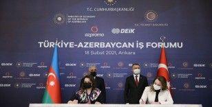 ULUSKON ve Azerbaycan arasında işbirliği anlaşması imzalandı