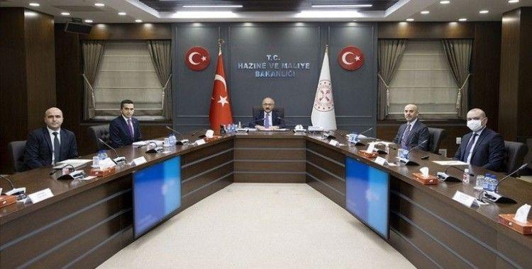 Bakan Elvan: Atacağımız adımları sosyal taraflarla istişare içinde belirleyeceğiz