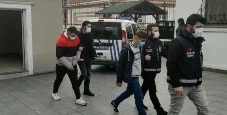 İstanbul'da asker uğurlamasında havaya ateş açan magandalar yakalandı