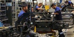 İstihdam endeksi yıllık yüzde 4,5 arttı
