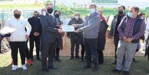 'Ekolojik Okuryazarlık' sertifikaları dağıtıldı