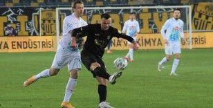 Süper Lig: MKE Ankaragücü: 1 Çaykur Rizespor: 1 (Maç sonucu)