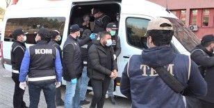 Karabük'te organize suç örgütüne operasyon: 29 gözaltı