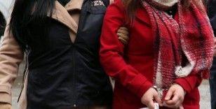 Kırmızı bültenle aranan Fransa vatandaşı DEAŞ üyesi kadın Ankara'da yakalandı